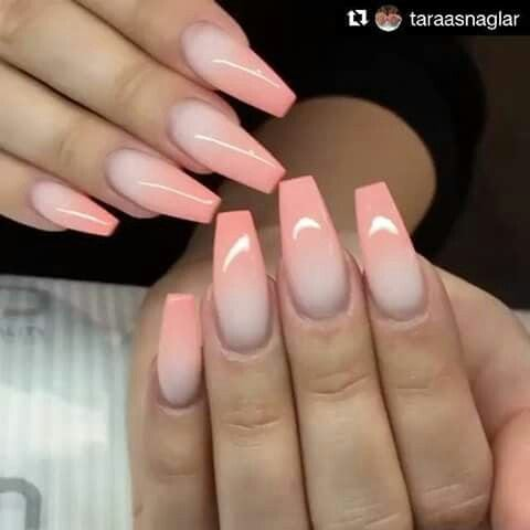 47 Most Amazing Ombre Nail Art Designs Source by esthijs   …
