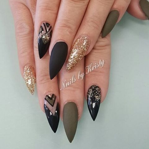 Are you looking for acrylic stiletto nails art designs that are excellent for this summer? See our collection full of acrylic stiletto nails art designs ideas and get inspired! Source by kimmes32   …