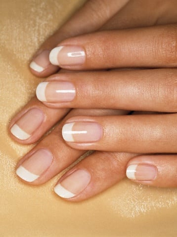 french manicure ⭐️ classic                                    …