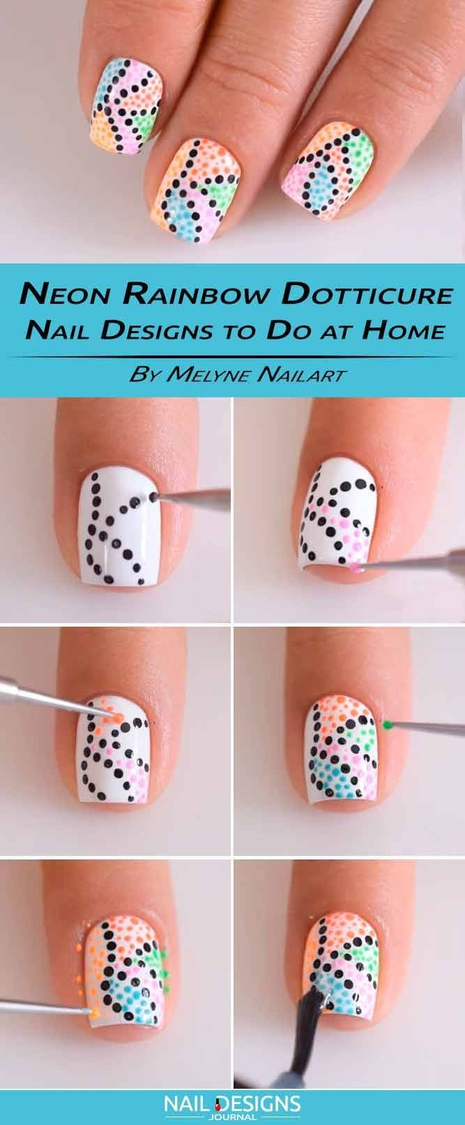 How to do Nail Designs at Home? ★ See more: naildesignsjourna… #nails Source by petrasmits   …