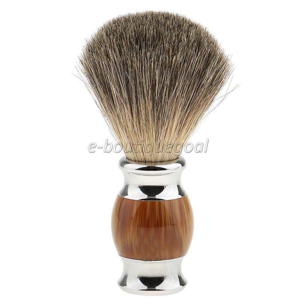 Rétro Blaireau à Raser Brosse de Rasage pour Hommes Barbiers Coiffeurs  Prix : 11.50  Termine le : 2017-09-27 12:54:25  Vu sur eBay  …