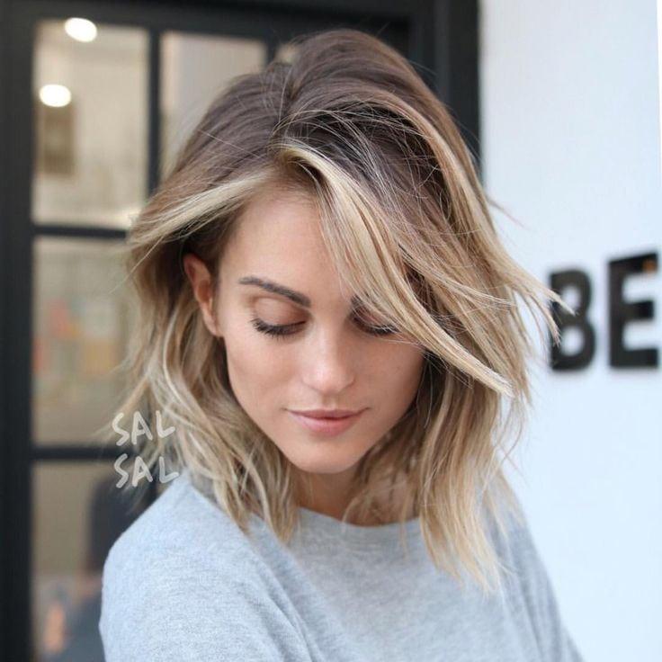 Sal Salcedo | Cherin Choi | Lob Haircut | Balayage | Hair Painting | Benjamin Arts District Source by joojsje   …