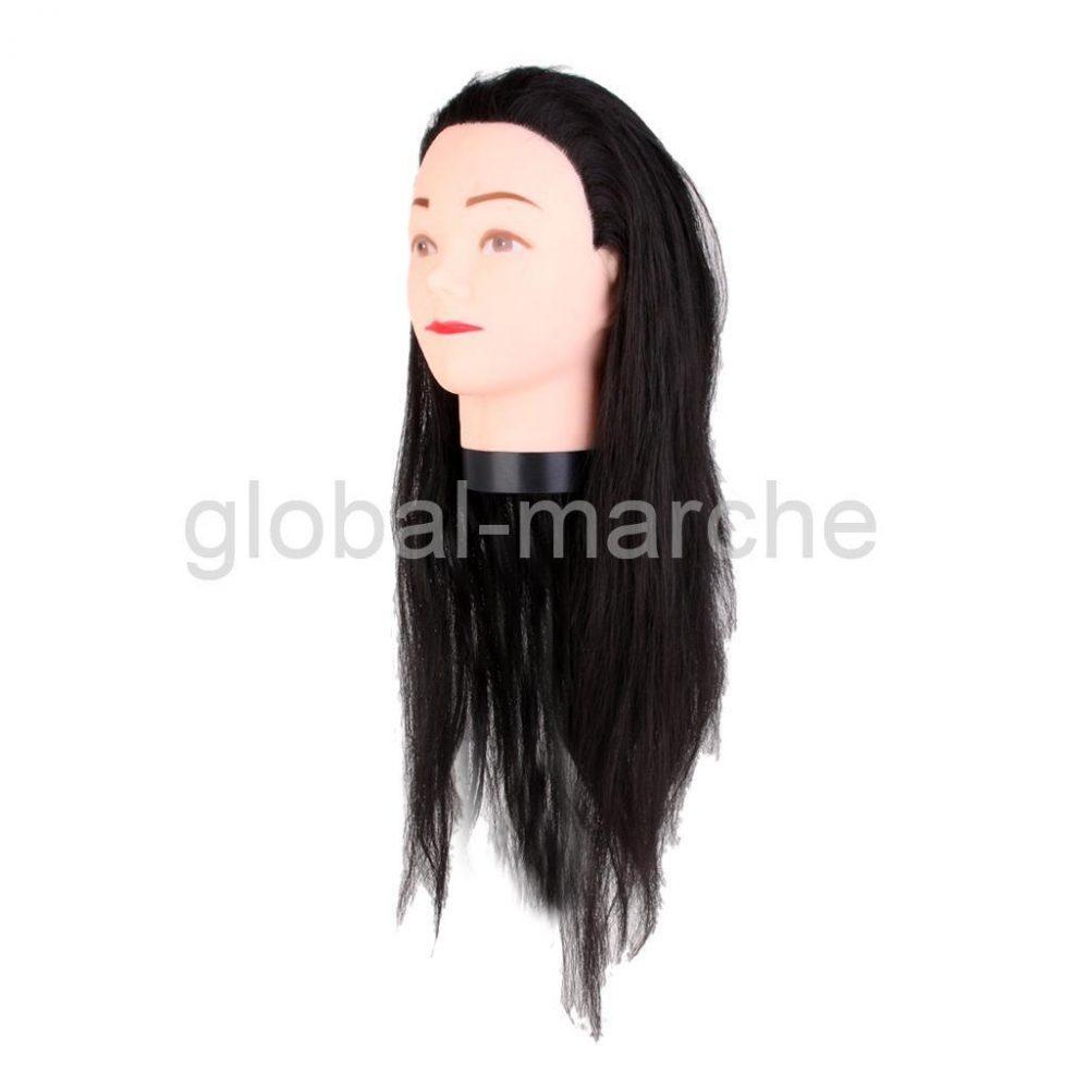 Salon de coiffure de la tête de tête Mannequin Training Head Doll Model  Prix : 14.32  Termine le : 2017-09-23 08:14:10  Vu sur eBay  …