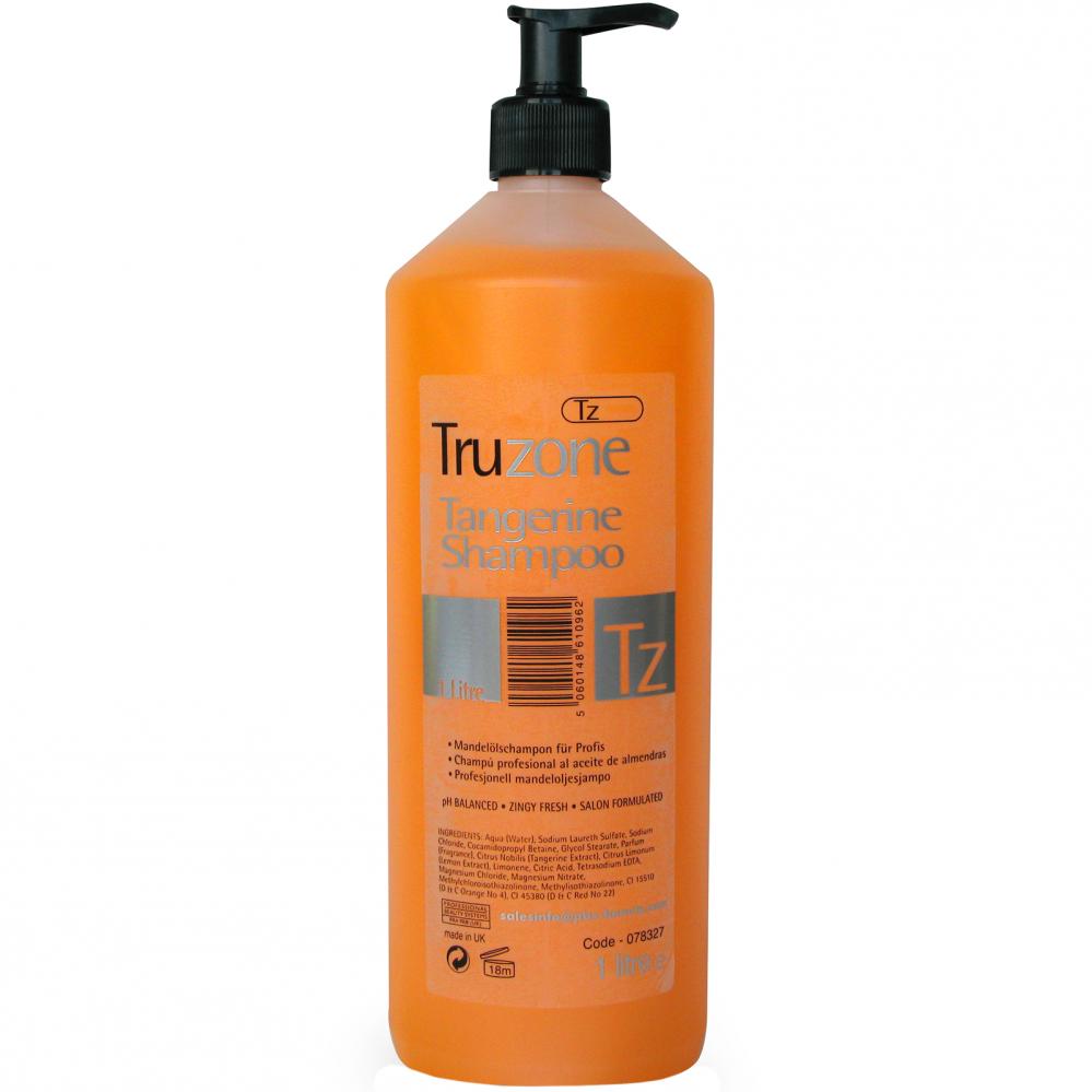 TRUZONE 1 Litre Professionnel Mandarine Shampoing avec Pompe pour Salon Coiffure  Prix : 10.60  Termine le : 2017-10-18 23:58:45  Vu sur eBay  …