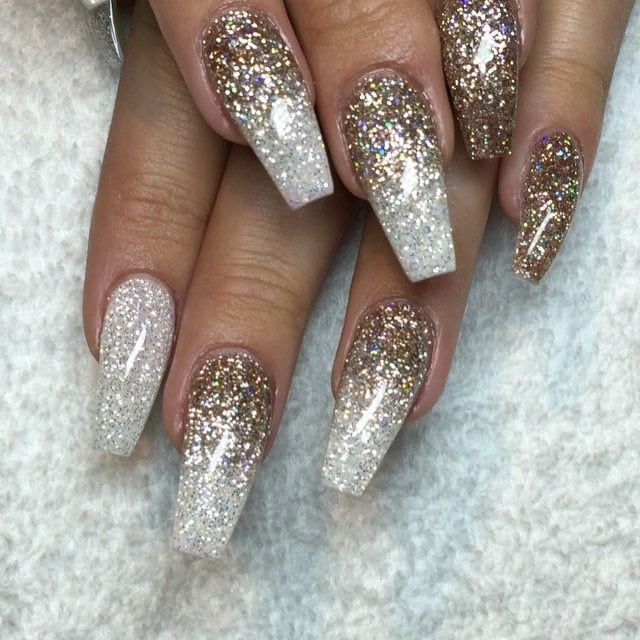 December = extra sparkly champagne glitter & diamond for my sweet… Source by kyrawesselink   …