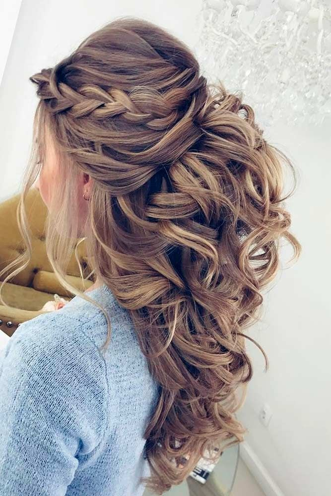 These fabulous wedding hair styles were picked to give you an idea of today's trends. Check out our photo gallery as well as some practical pieces of advice on how to ensure that your Big Day hair is flawless. Source by…