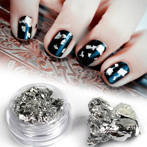 Acheter maintenant     $4.39 Each case with 1 pcs,5g/pc   Easy to apply on natural or artificial nails, Party makeup   Charms that makes you wonderful nail art and makeup  In order to guarantee the quality of the…