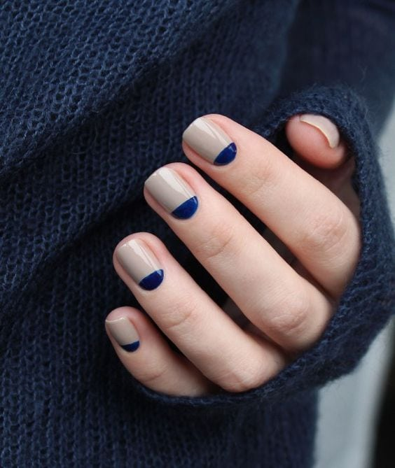 12 Stunning Short Manicures For Women Source by lsettexix   …