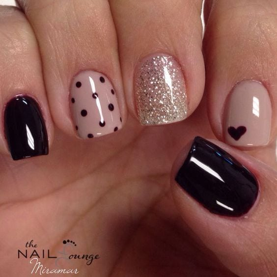 15 Nail Design Ideas That Are Actually Easy: