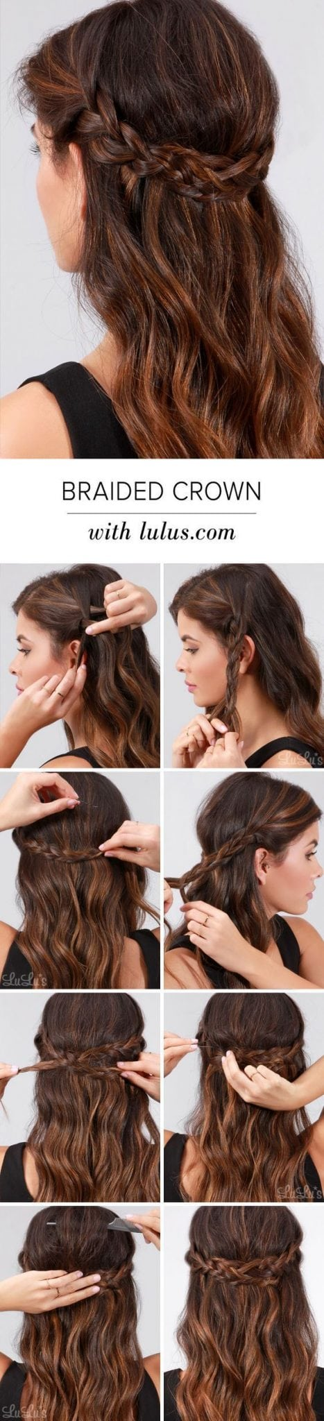 45 Step by Step Hair Tutorials For The Beauties In Town! – Page 6 of 6 – Trend To Wear Source by 17Muisje92   …