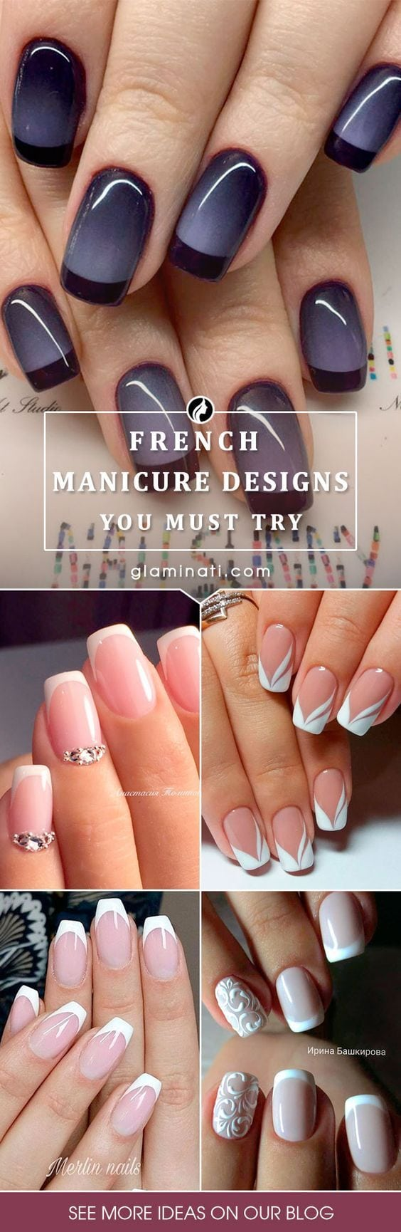 [ad_1]  Designs of French manicure are much more intricate this season. Click to see our favorite French manicure designs. Source by RockabellaNails [ad_2]  …