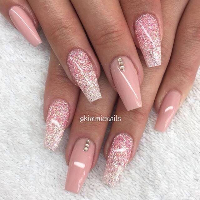 Full set acrylic nails Nail Design, Nail Art, Nail Salon, Irvine, Newport Beach