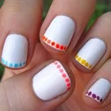 Makkelijke nail art voor kids Source by sachaheeger   …