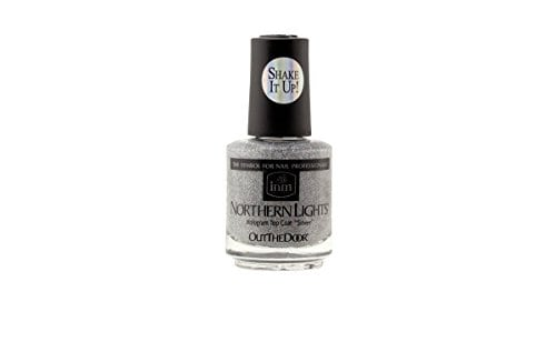 Acheter maintenant     $2.99 What it is: Northern Lights topcoat is a super- fast drying topcoat and finely processed holographic film particles that produce a dazzling 3- dimensional effect. What it does: Unlike standard nail glitters . Northern…