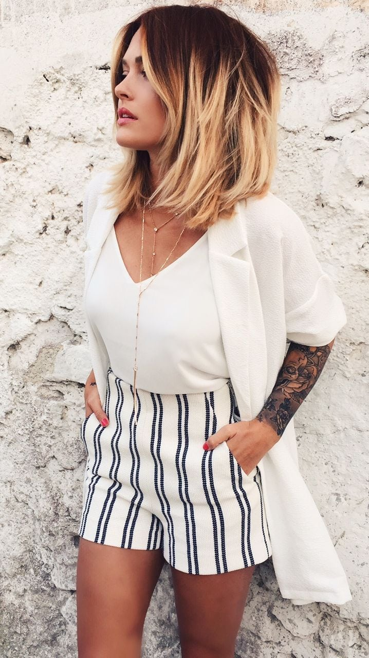 22 Bright Bob Hairstyles with Bangs: Style, Texture & Colour In Perfect Harmony! | PoPular Haircuts Source by yvankaposter   …