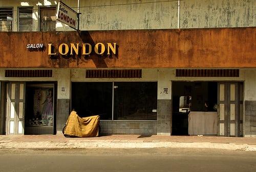 Salon London