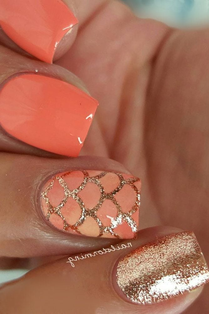 Cute Nail Designs for Summer picture 1 Source by carolharner37   …