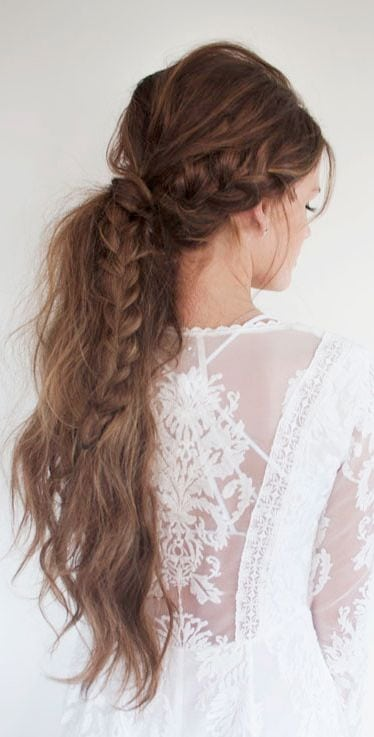 Get NYE Ready With 3 Hair Tutorials From Lindsey Pengelly! | Braids, Boho and Romantic Source by christa9704   …