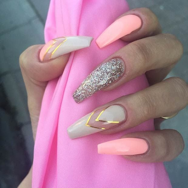 Nail art trends I am currently LOVING. For more favorite products and trends see www.accordingtomo… Source by annavandelisdon   …