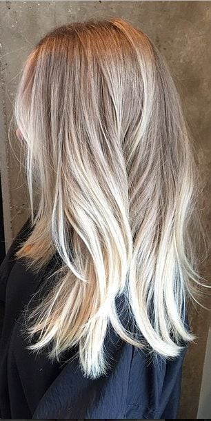 10 prachtige ombre kapsels.. Laat je inspireren!