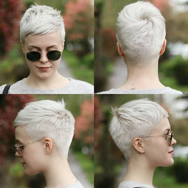 15+Adorable+Short+Haircuts+for+Women+-+The+Chic+Pixie+Cuts+-+Hairstyles+Weekly Source by covanderhoek   …
