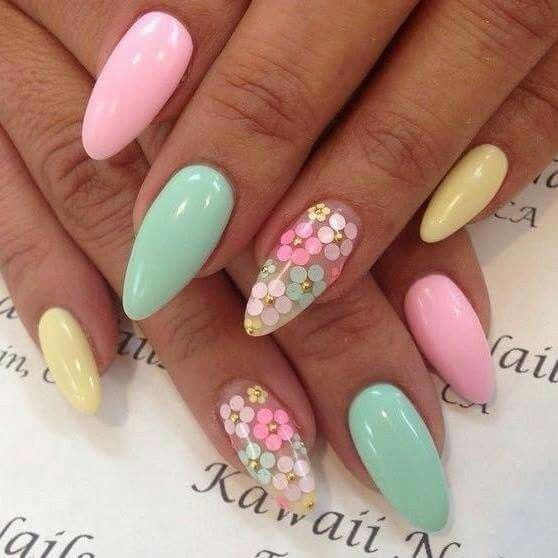 Check out these nails design ideas to try in summer 2017. Source by kimberleykruts   …