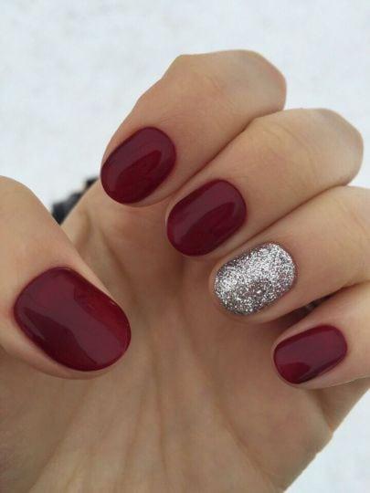 Cool holiday nails arts 75 Source by nixx5   …