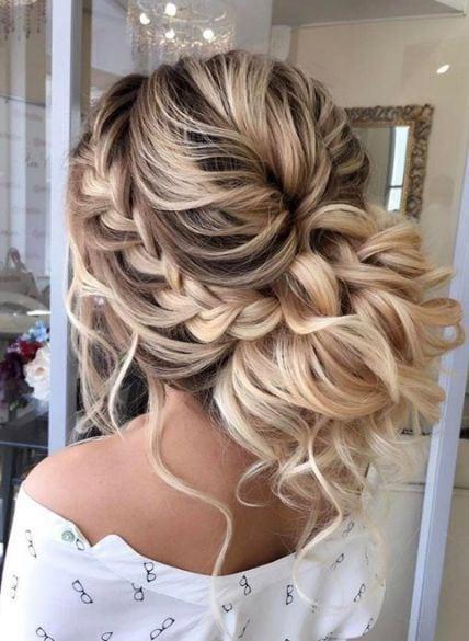 Featured Hairstyle: ELSTILE from www.elstile.com; Wedding hairstyle idea. Source by lynntessav   …