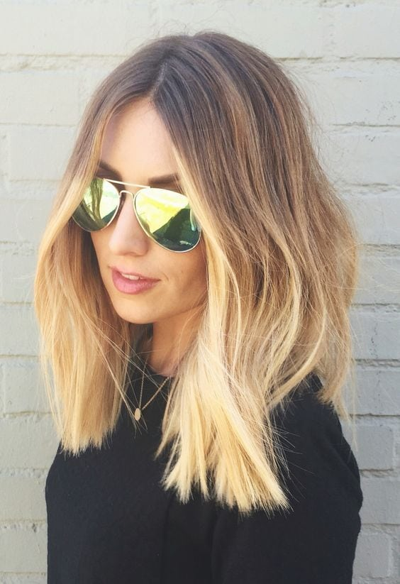 12 Lob Hairstyles That Will Look Great In Any Season Source by aepiena   …
