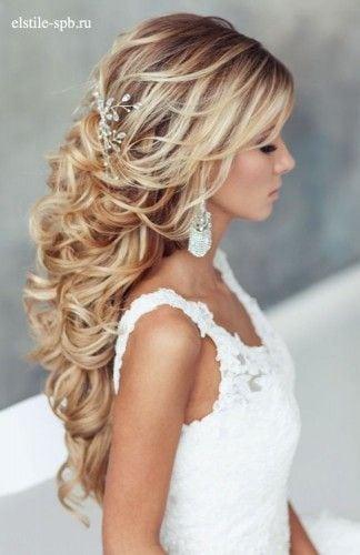 18 Stunning Half Up Half Down Wedding Hairstyles | Page 2 of 4 | Wedding Forward Source by marjo672   …