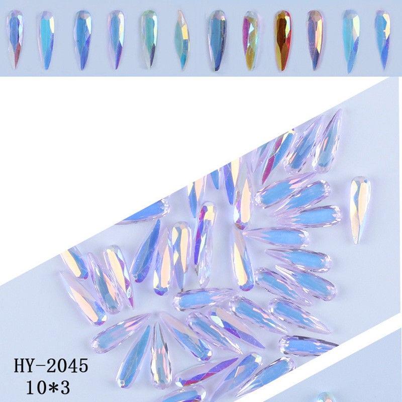 20 pièces art ONGLES 3D paillettes strass CHARMES embouts diamant  Price : 2.23  Ends on :   Voir sur eBay   …