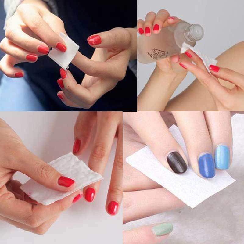 900 Pcs Coton Soft Free Nail Art Absorbe Pad Dissolvant Gel Gel Vernis à ongles  Price : 1.28  Ends on :   Voir sur eBay   …