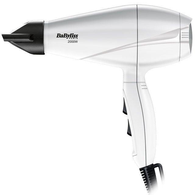 Babyliss 6604WE professionnel Light Sèche-cheveux Blanc  Prix : 23.79  Termine le : 2018-03-05 00:23:36  Vu sur eBay  …
