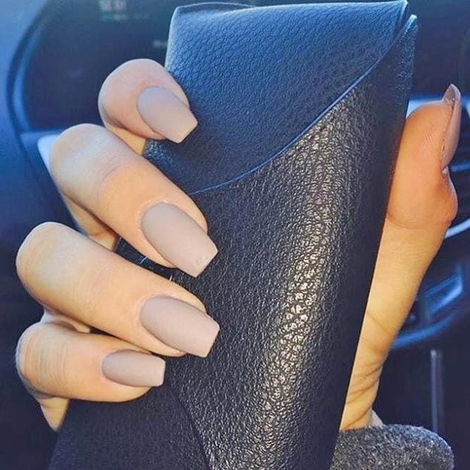 Nude Nail Polish Colors And#8211; Find the Best Neutral Design ★ See more: glaminati.com/… Source by xkimmiixx   …