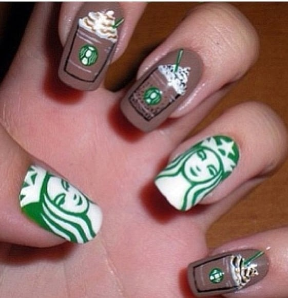 Wow!!!! A typical white girl that loves star bucks would do this….. lol js I wouldn't do this Source by marijke_md   …