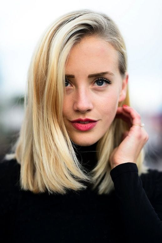 1. Popsugar 2. Anh Co Tran 3. Slufoot There's no arguing that a long bob (lob) is the it-hairstyle of the moment! Click below to see the rest… 4. Rosie Huntington-Whiteley Instagram 5. Collage Vintage 6. Byrdie 7. Anh Co…