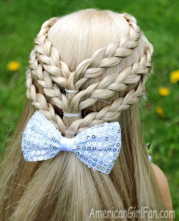 20+ Fancy Little Girl Braids Hairstyle – Cool Creativities Image source Source by sahillak   …