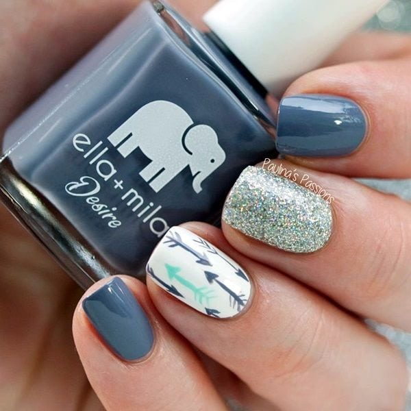 45 Creative 3D Nail Art Pictures to Get Motivated – Latest Fashion Trends Source by ditte_31   …
