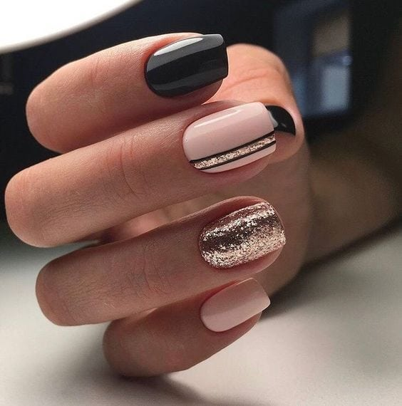 Are you looking for fall acrylic nail colors design for this autumn? See  our col... - Glam's Coiffure & Ongles Nice Port - Are You Looking For Fall Acrylic Nail Colors Design For This Autumn
