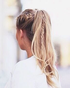 Plait hairstyle is one of the popular hairstyle for all the time. Time to time it remained the one of the favorite choices of the all stylist women of decades. You can try both sleek fishtail braid and intricate plaited…