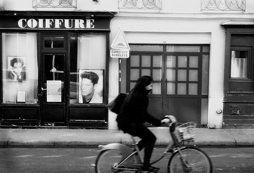 coiffure, Paris