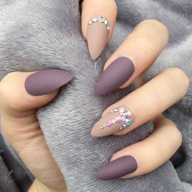 Amazing Prom Nails For Your Special Day ★ See more: glaminati.com/… Source by jamievansteen   …