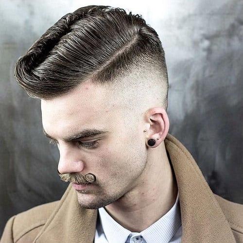Idée Coiffure :    Description   style rockabilly homme coupe cheveux hipster avec dégradé américain      madame.tn/beaute/coiffure/idee-coiffure-style-rockabilly-…  Posté par madame_shopping  sur 2018-02-27 12:26:11      Tagged:    …