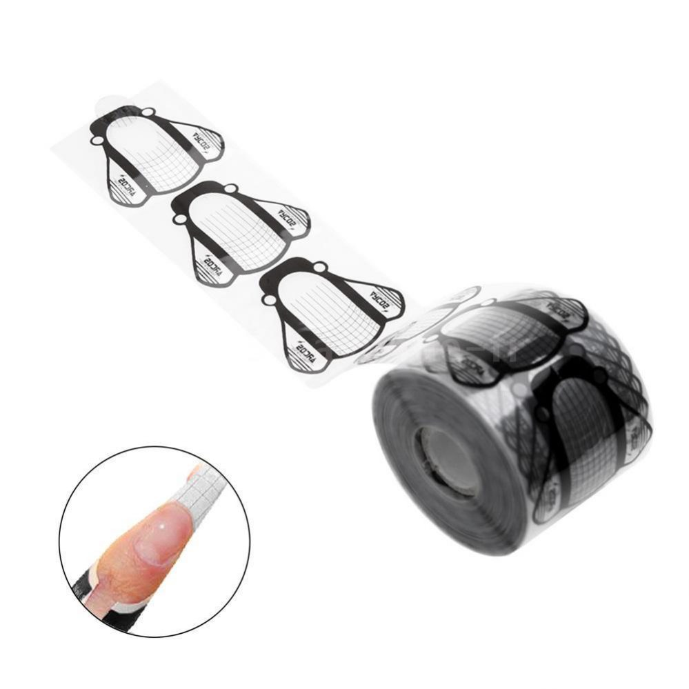 500pcs Nail Art UV Gel Tip Extension Guide outils pour soins des ongles S4A1  Price : 9.52  Ends on :   Voir sur eBay   …