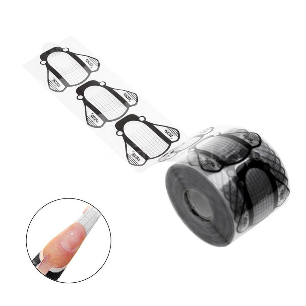 500pcs Nail Art UV Gel Tip Extension Guide outils pour soins des ongles Y0A7  Price : 9.52  Ends on :   Voir sur eBay   …