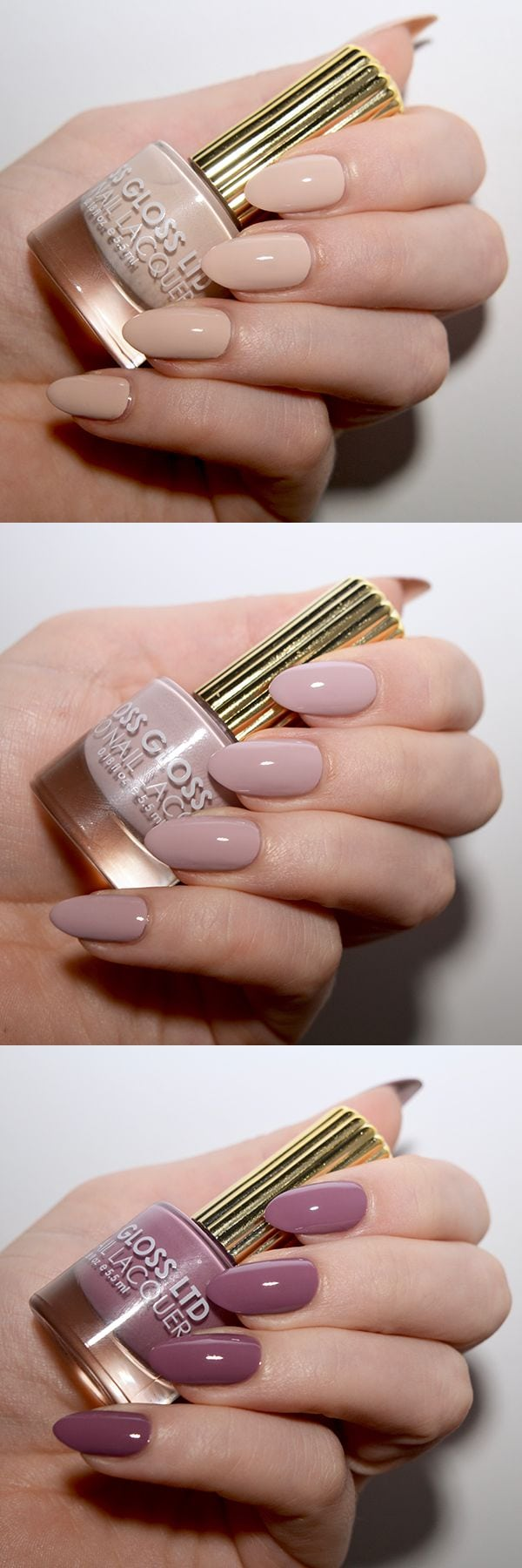 Floss Gloss nail varnishes – perfect manicure colours for spring! Source by jannyhoekstra   …