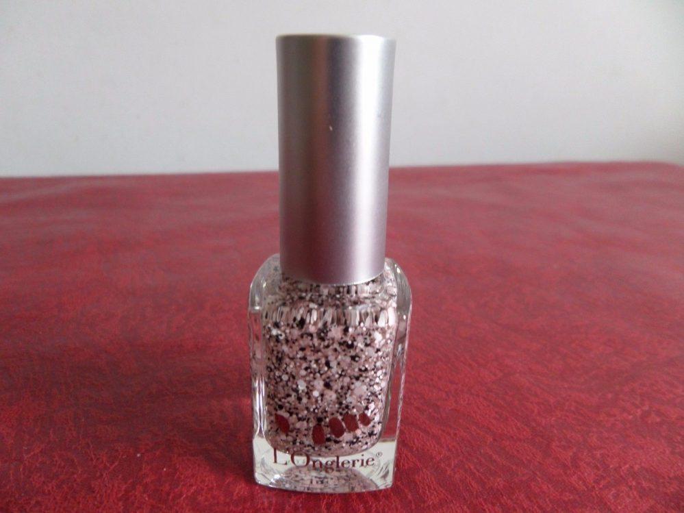 L'ONGLERIE – Vernis Top Dot Pink (PAILLETTES ROSE/NOIR) 11 ml NEUF  Price : 1.00  Ends on :   Voir sur eBay   …