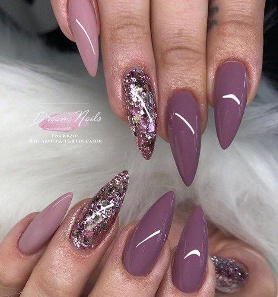 Trendy gel nail 2018 – best Instagram nail art Source by nicolevallinga   …
