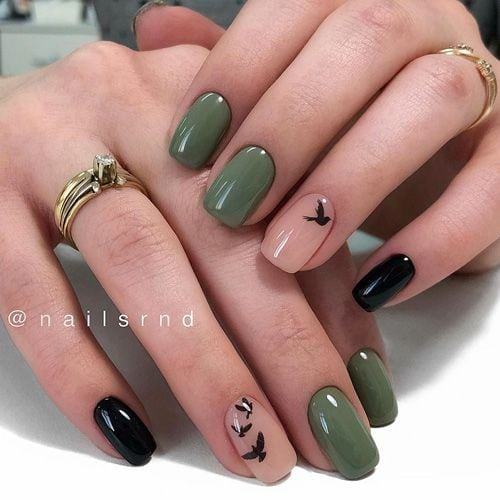 [Whoa!] 23 Instagram Nails That Are On Fleek – Nail Art HQ