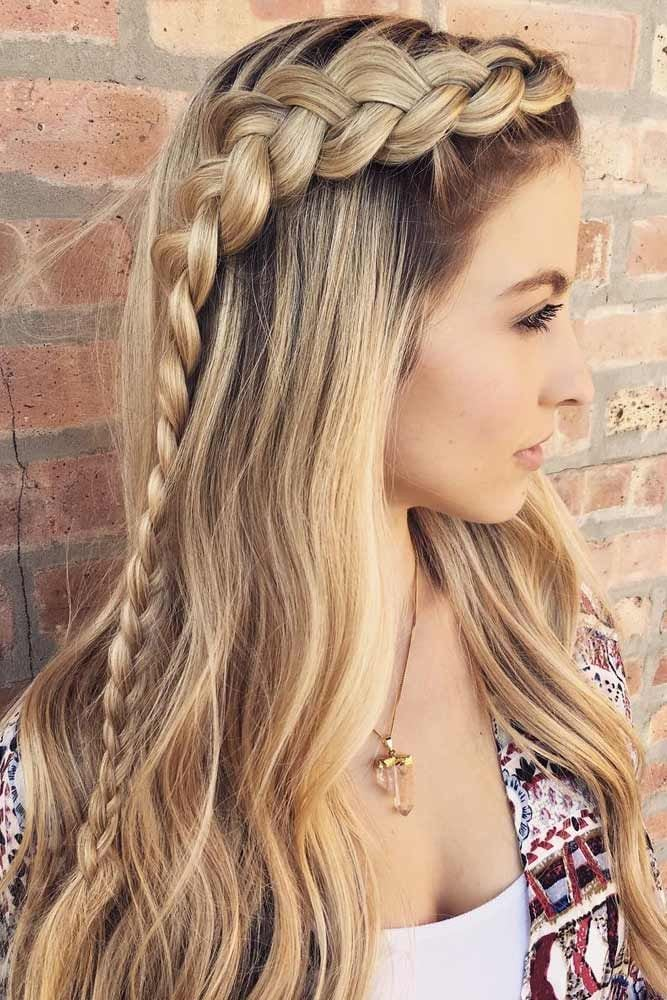 30 Amazing Graduation Hairstyles for Your Special Day Source by Kumari3Jaya   …